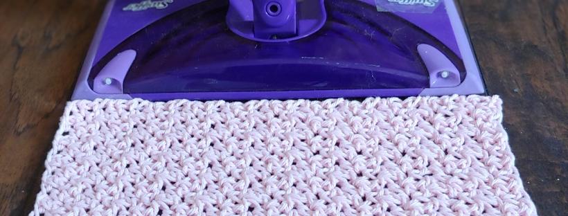 Diy Crochet Swiffer Pads Stitched Up Austin